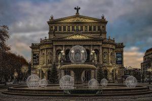 Old Opera (Alte Oper) Frankfurt photographer Christian Bill
