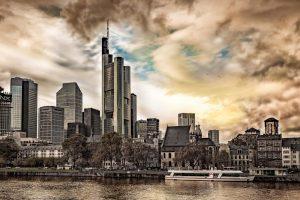 The Skyline of Frankfurt am Main photographer Christian Bill
