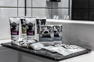 Mercure Frankfurt City Messe - Badezimmer mit hochwertiger Ausstattung