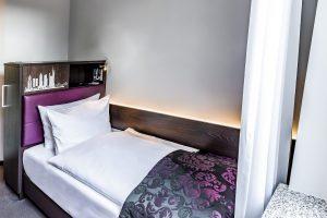 Einzelzimmer - Mercure Hotel Frankfurt City Messe
